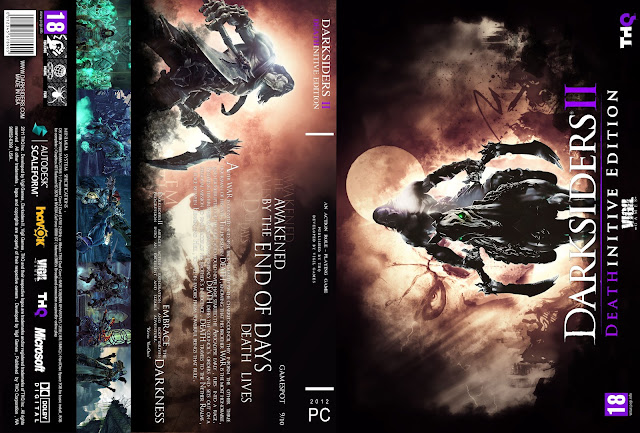 Capa Darksiders 2 Deathinitive Edition PC
