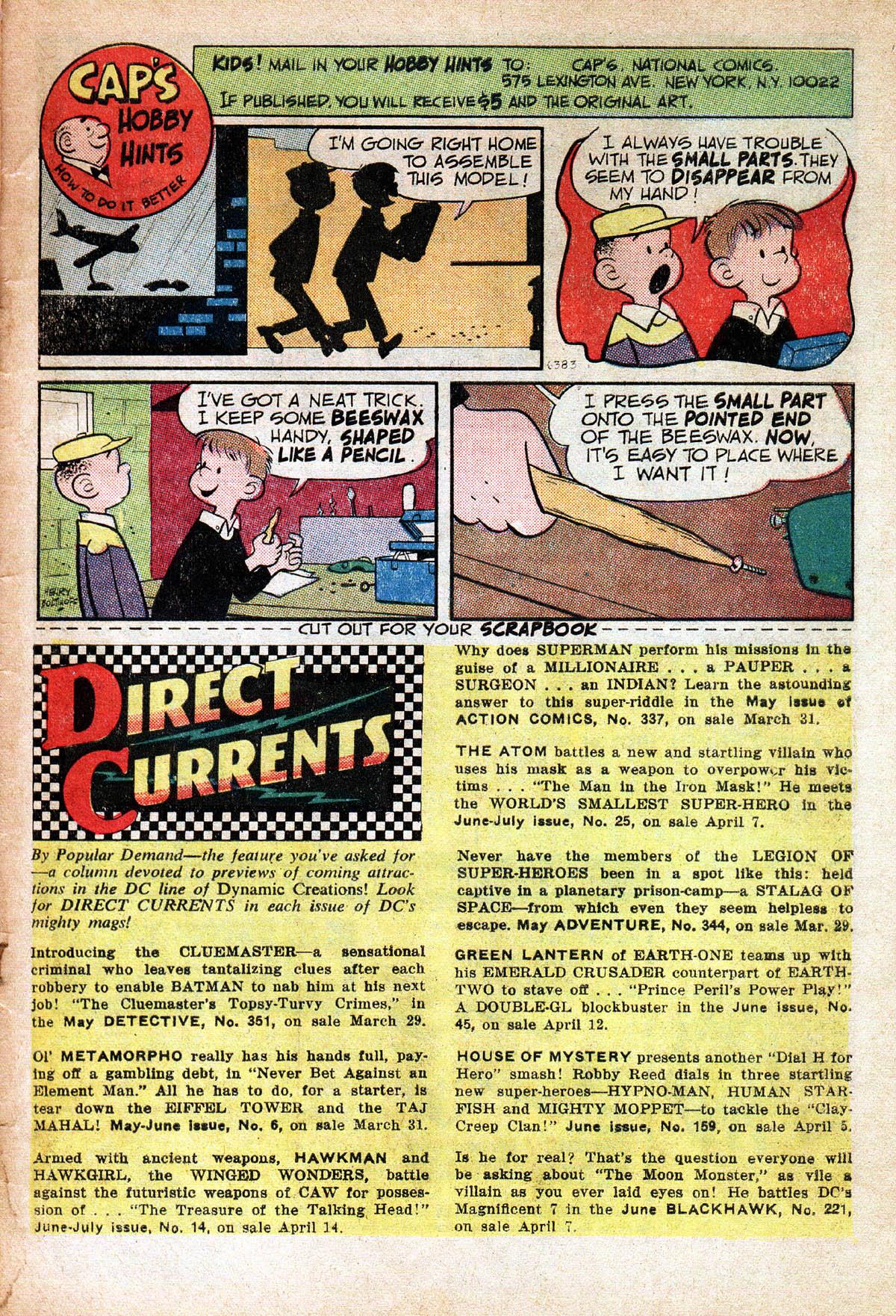 Read online World's Finest Comics comic -  Issue #157 - 33