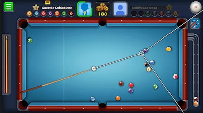 8 Ball Pool MOD APK v3.13.5 Guideline Trick (No Root) - JemberSantri