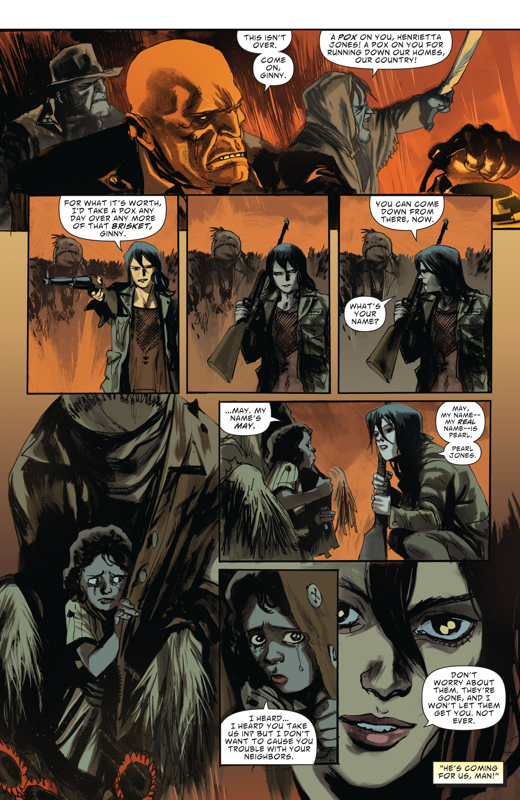 Read online American Vampire: Second Cycle comic -  Issue #1 - 10