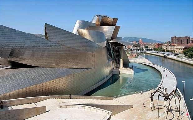 Museos Guggenheim en Bilbao
