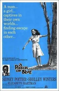 Un retazo de azul (1965) Drama con Sidney Poitier