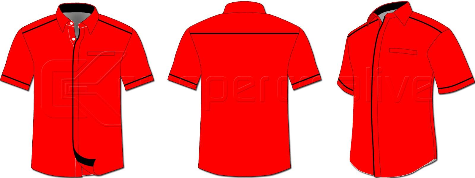Corporate Shirt Cs 02 Series Creeper Design