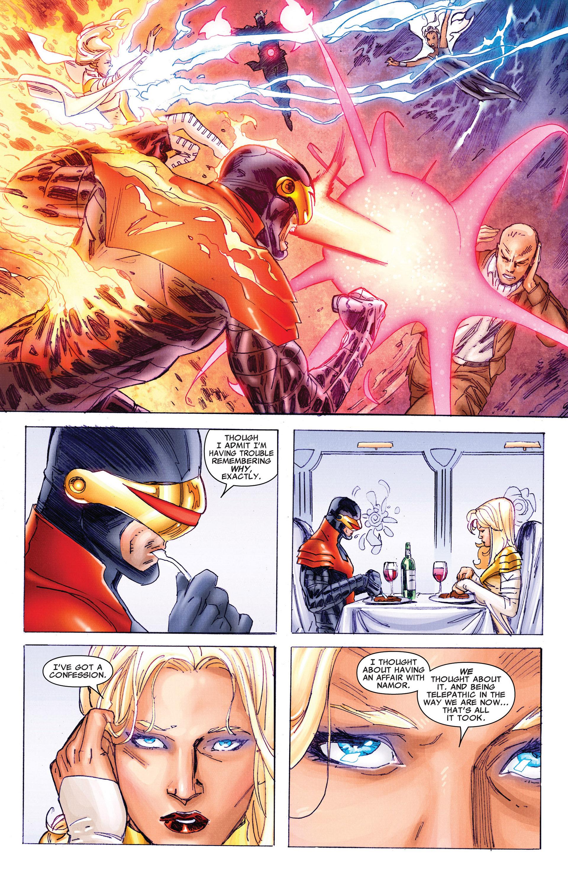 Read online Uncanny X-Men (2012) comic -  Issue #18 - 18