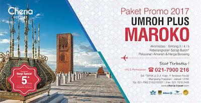 Umroh Plus Maroko Spanyol