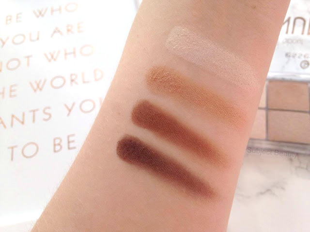 Essence All About The Nudes Eyeshadow Palette Review and Swatches