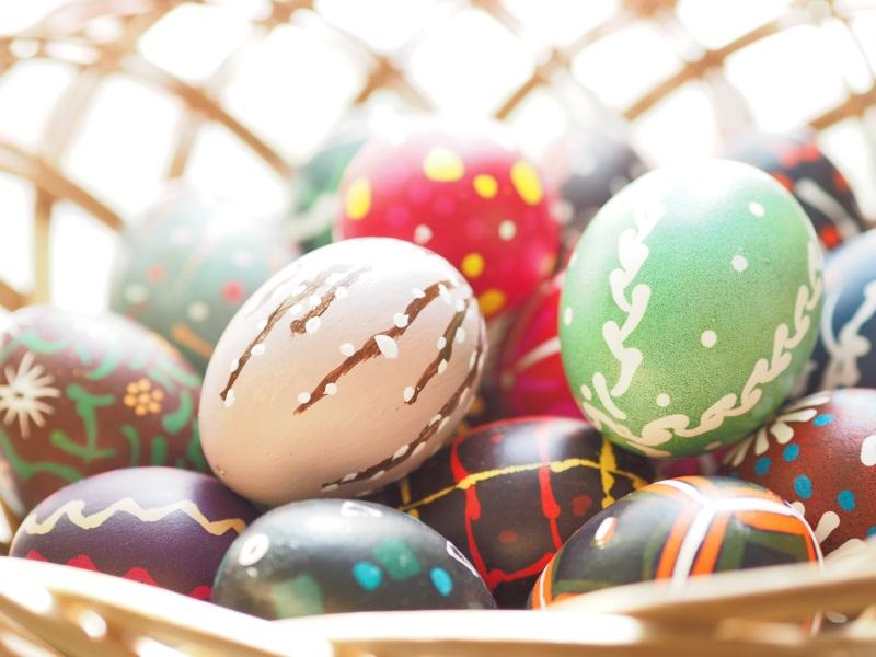 Vanhanajan pääsiäinen