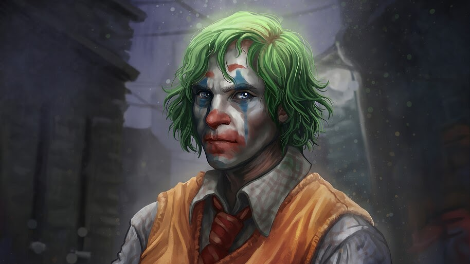 Joker, Art, Movie, 4K, #3.2271
