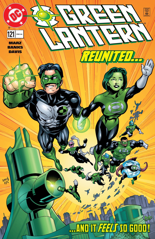 Green Lantern (1990) 121 Page 1