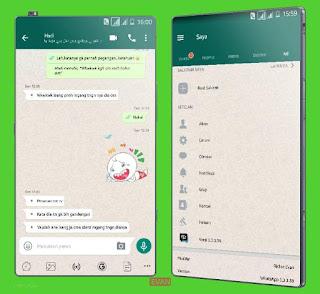 BBM Whatsapp Mod Apk