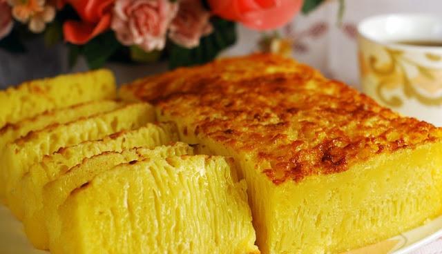 Resep Kue Bika Ambon