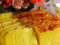 Resep Kue Bika Ambon Yang Praktis