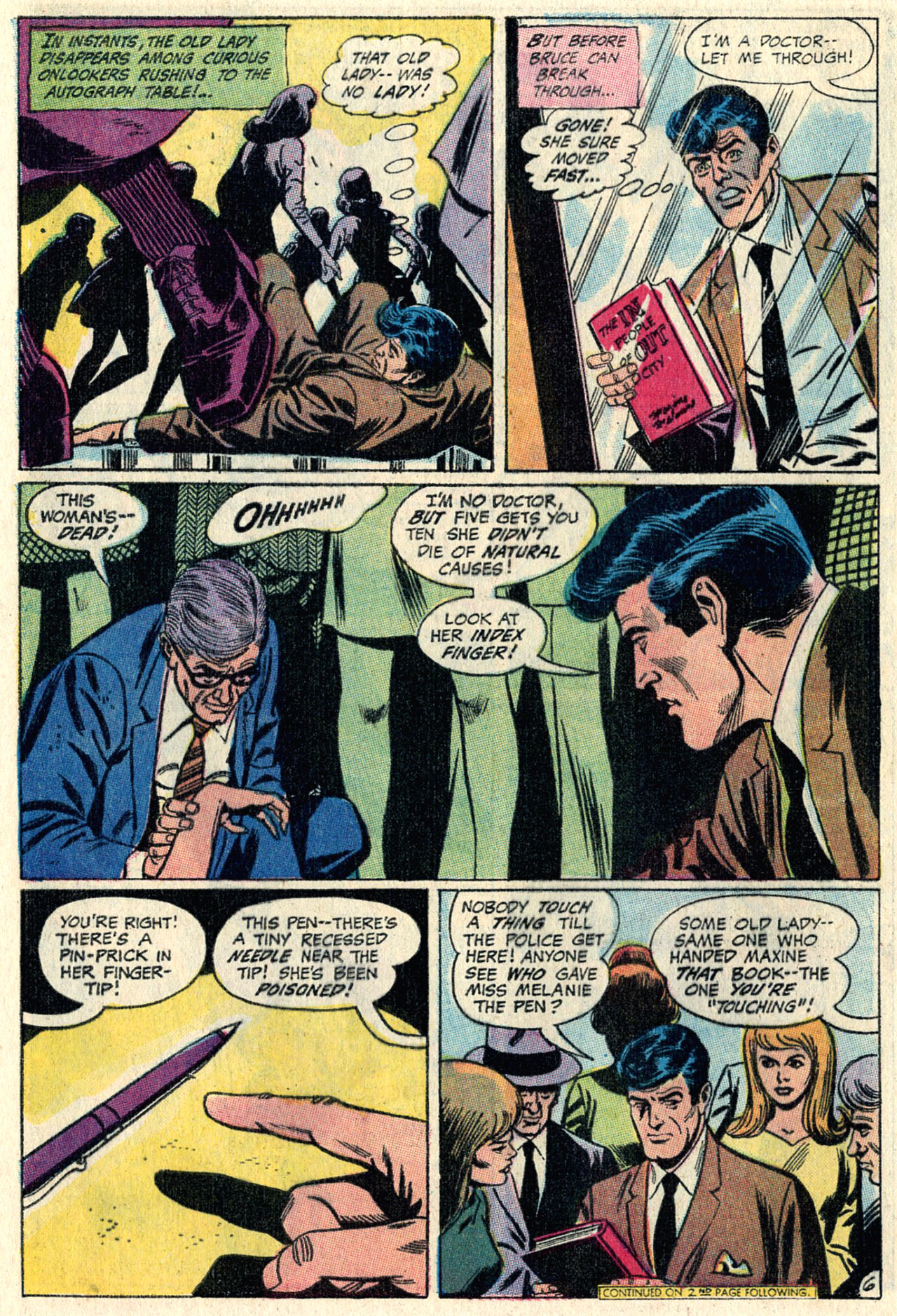 Detective Comics (1937) 398 Page 7