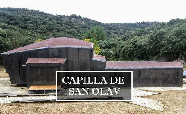 Capilla de San Olav, santos vikingos en la meseta castellana