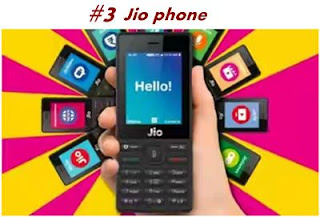 jio phone features specification