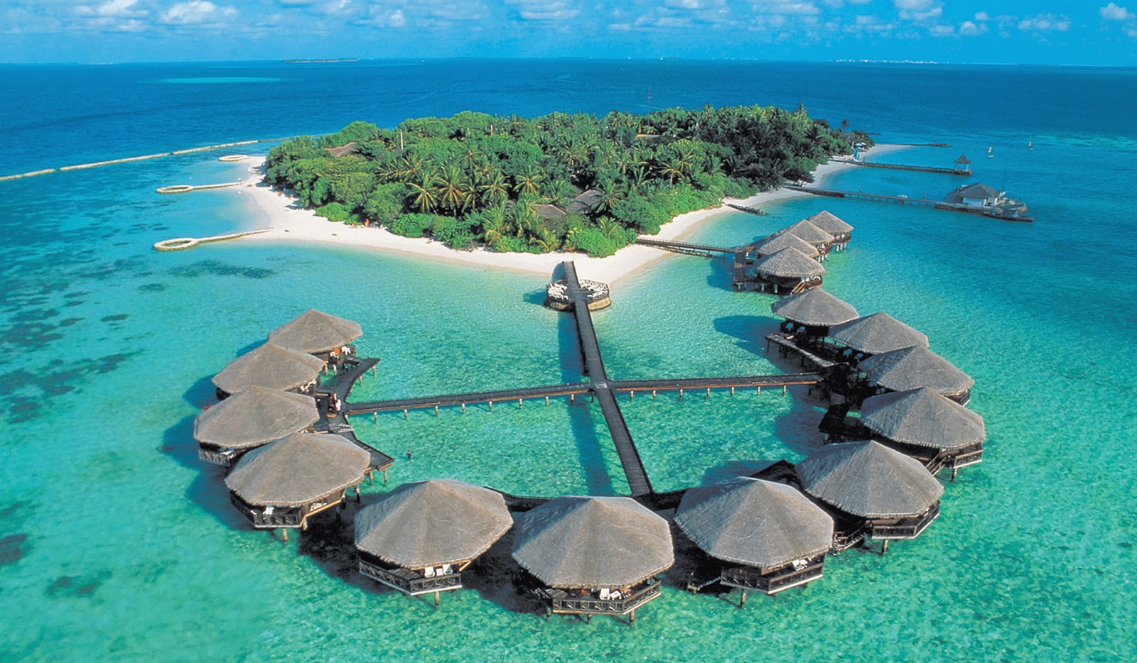 Exotic Places In The World Exotic Bora Bora Resorts Pictures