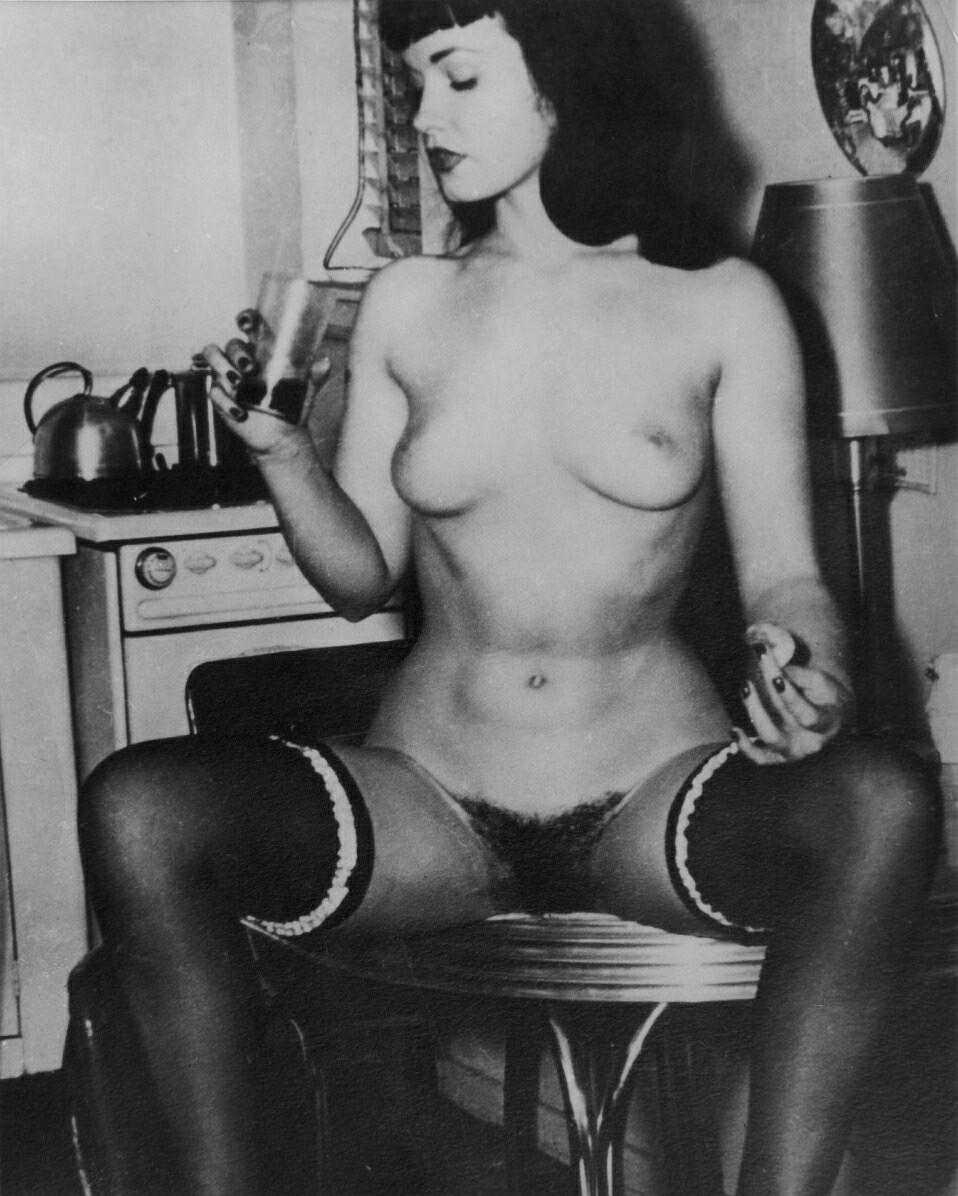 Betty page, bondage queen tnaflix porn pics
