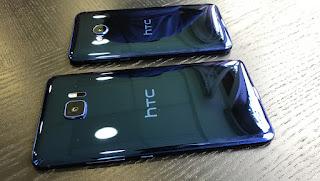HTC vient d'annoncer son nouveau smartphone, le U Ultra
