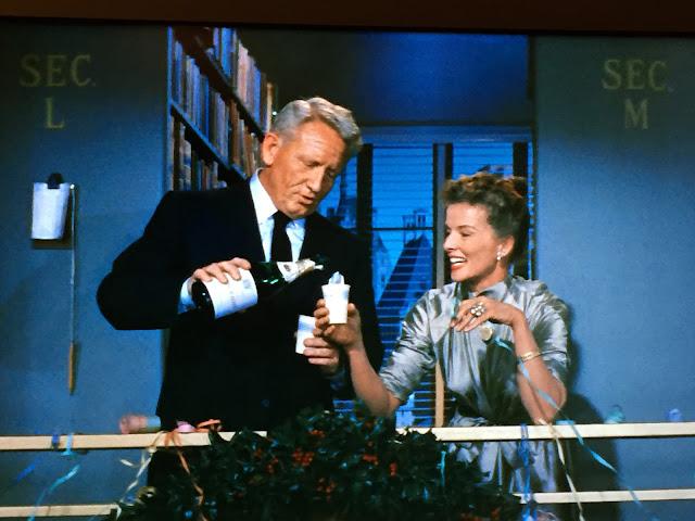 Кэтрин Хепбёрн и Спенсер Трейси: :Любовь на экране и в жизни. 8. «Кабинетный гарнитур», 1957