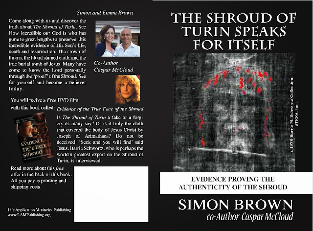 Shroud of Turin [Paperback] NO 1 Out of 1,047 On Amazon.com