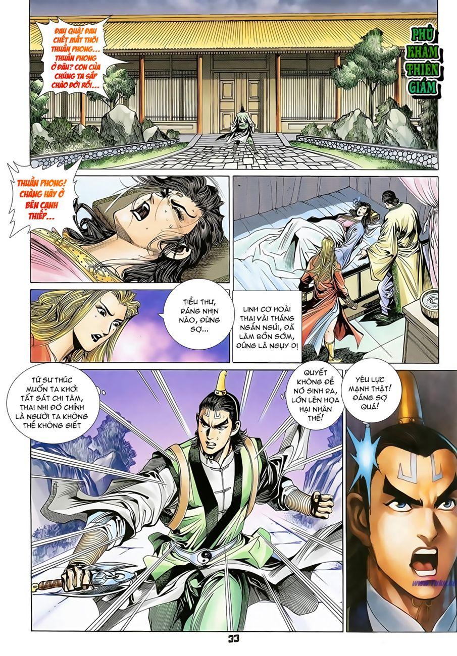 Đại Đường Uy Long chapter 72 trang 8