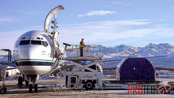 Dịch vụ vận tải hàng hoá  Alaska Air Cargo Hoa Kỳ