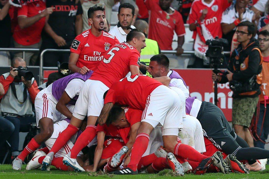 O Fura-Redes  Benfica 1-0 FC Porto  Rui Vitória ganha! 846c531a6babb