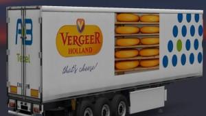 AB Texel Vergeer Trailer