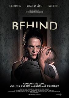 Behind de Ángel Gómez; mejor película en el Cryptshow Festival 2017