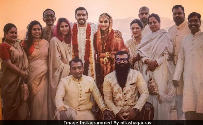 know everything about Ranveer deepika weeding how much they spend