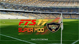 FTS17 Super Mod by Bayu Apk + Data Android