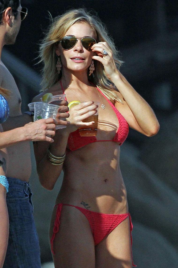 Hot Bikini Babes Leann Rimes-3944
