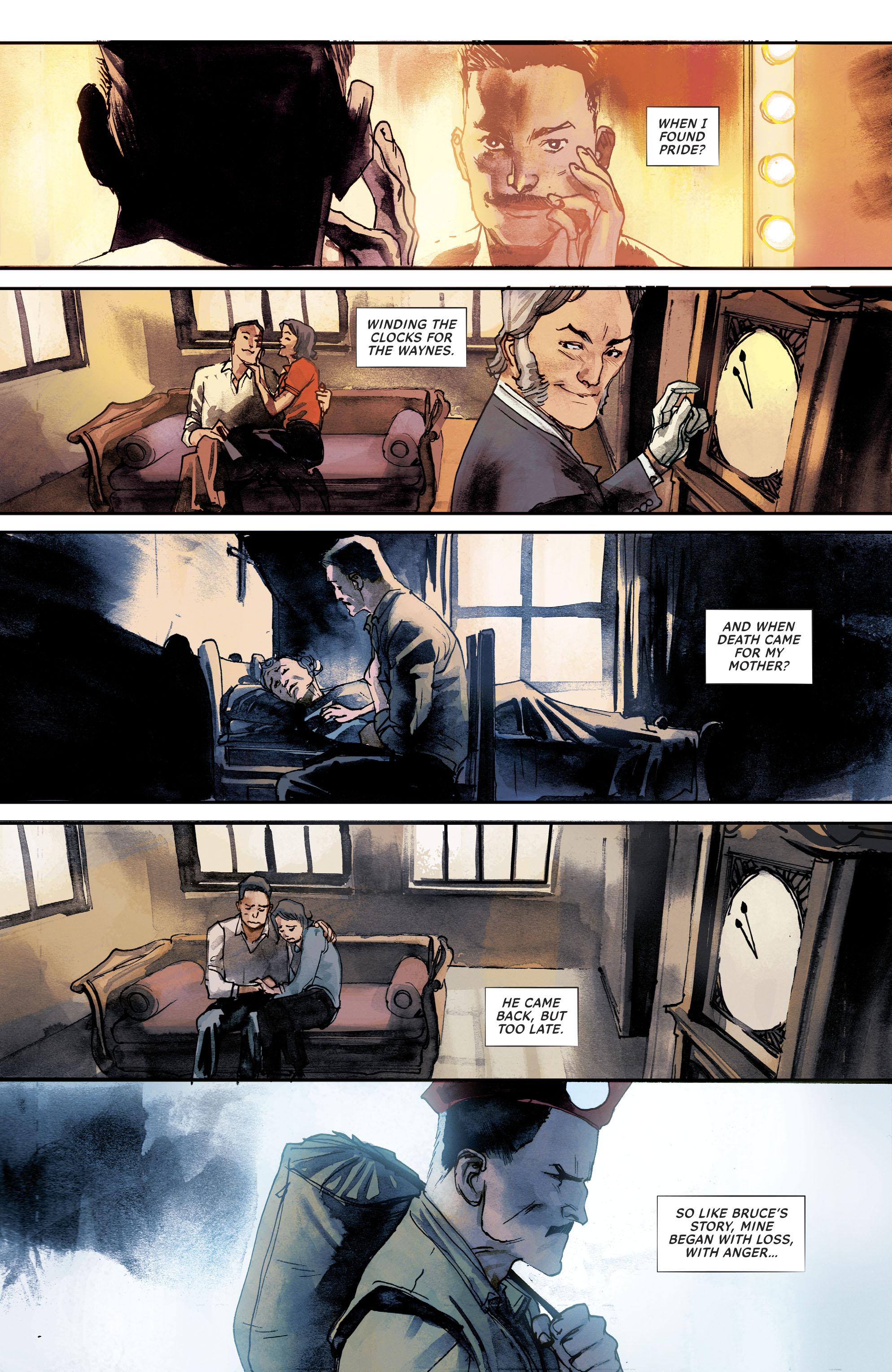 Read online All-Star Batman comic -  Issue #11 - 13