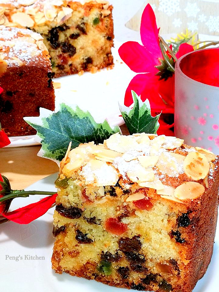 Peng S Kitchen Mary Berry S Easy Fruit Cake