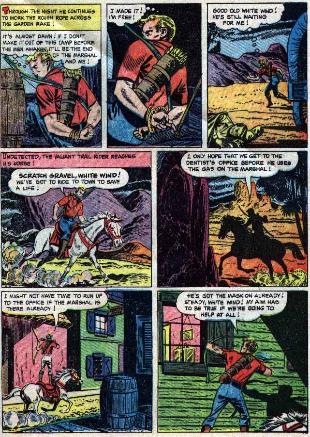Read online WHIZ Comics comic -  Issue #154 - 33