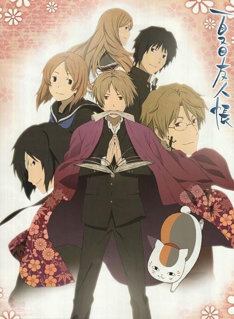 natsume yuujinchou 3 temporada