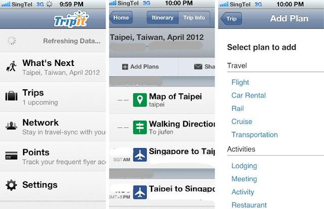 App Trip It em Miami