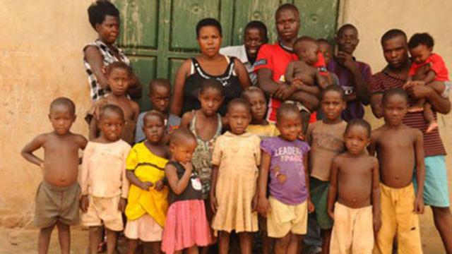 Cô gái có 38 người con nhưng chỉ 37 tuổi