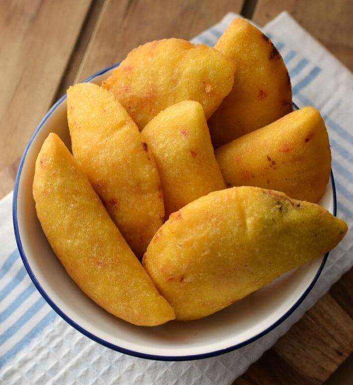 Receta empanadas venezolanas