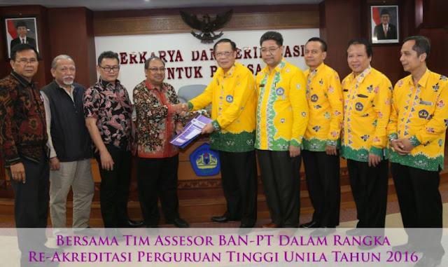Universitas Lampung Terakreditasi A