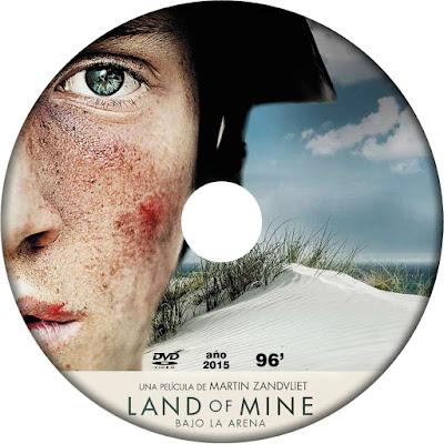 Land of mine - Bajo la arena - [2015]