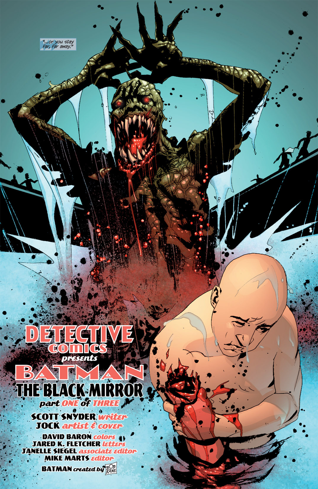 Detective Comics (1937) 871 Page 3