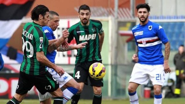 Nhận định Sampdoria vs Sassuolo, 01h30 ngày 23/10