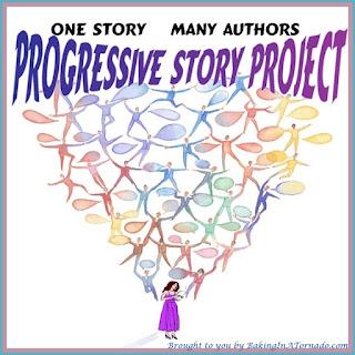 Progressive Story Project | www.BakingInATornado.com | #MyGraphics