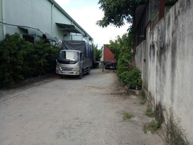 Cho thuê nhà xưởng 1400m2 mặt tiền đường Lê Thị Riêng Quận 12