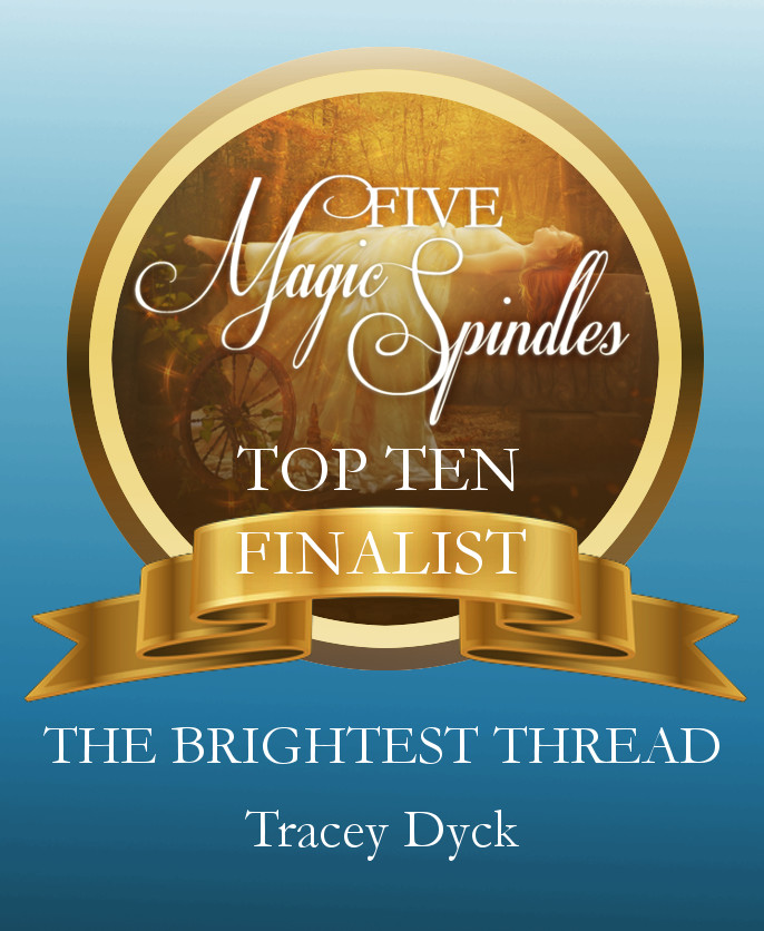 Five Magic Spindles Finalist // 2016