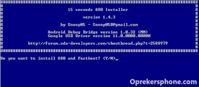 Cara Install Adb Driver Dan Fastboot Di Windows, Mac Os & Linux