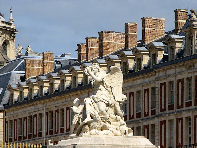 La Victoire sur l'Empire by Gaspard Marsy and Anselme Flamen, Palace of Versailles, Versailles