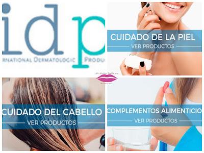 conociendo idp dermocosmetica