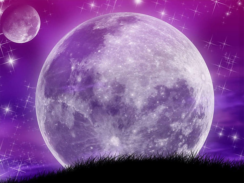 Аспекты Луны ноябрь 2018